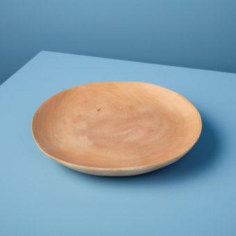 Kiln Mango Wood Plate, Large