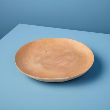 Kiln Mango Wood Plate, Medium