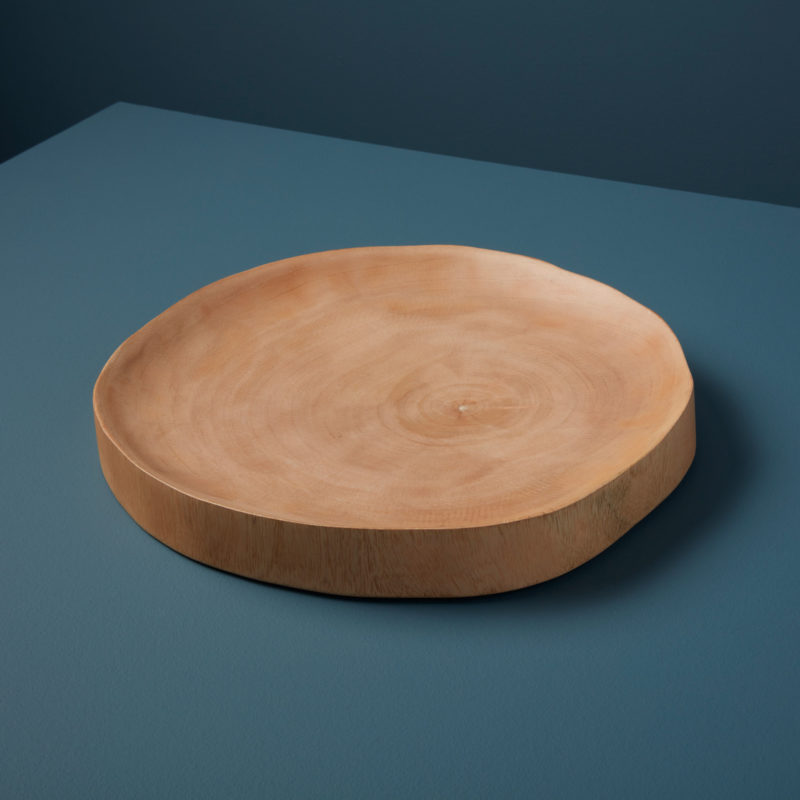 Kiln Mango Wood Platter