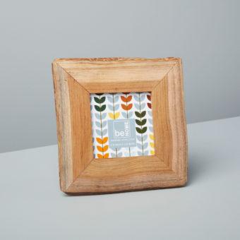 Reclaimed Wood Frame, Light