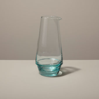 Recycled Glass Stacking Tumbler Short