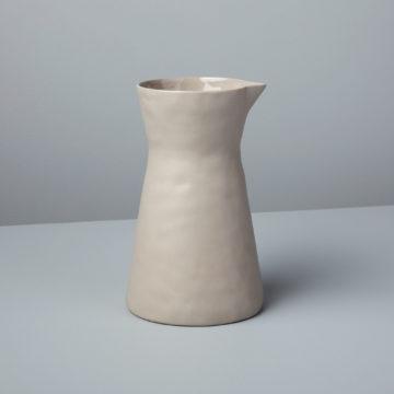 Stoneware Carafe, Sterling