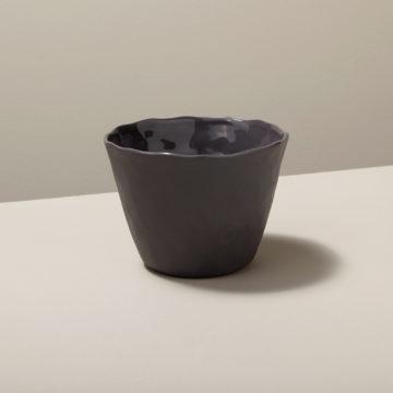 Stoneware Tumbler, Slate, Large