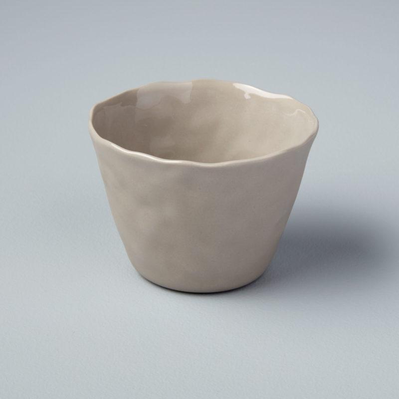 Stoneware Tumbler, Sterling, Large