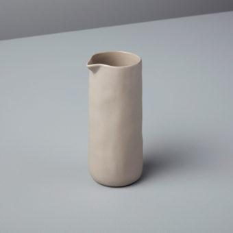 Stoneware Round Cellar Slate