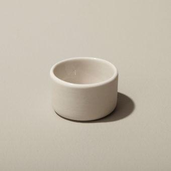 Stoneware Round Cellar Sterling