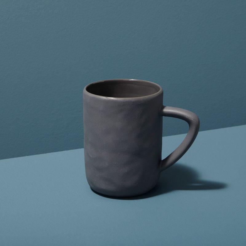 Stoneware Mug, Slate