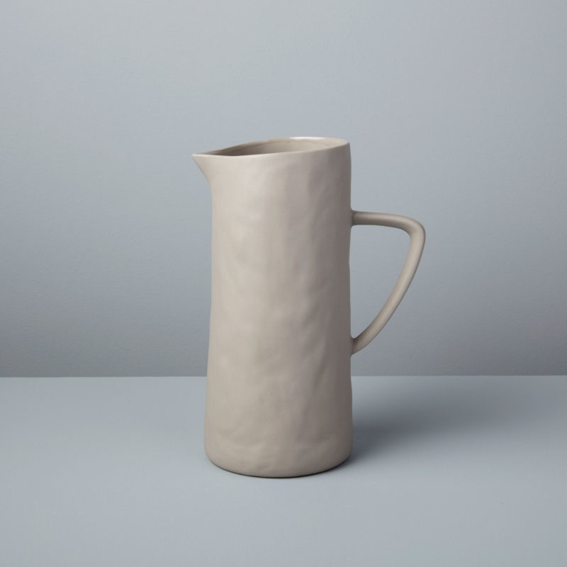 Stoneware Pitcher, Sterling