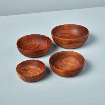 Teak Oval Dish, Large