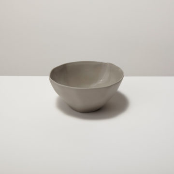 Stoneware Bowl, Sterling, Small