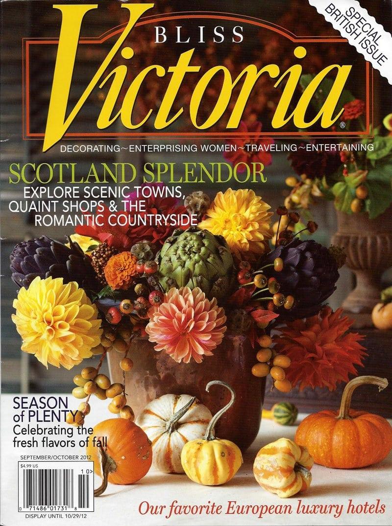 Victoria Fall 2012 Cover