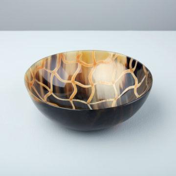 Horn Bowl Fishnet Large