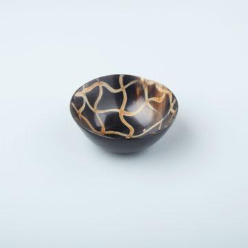Horn Bowl Fishnet Small