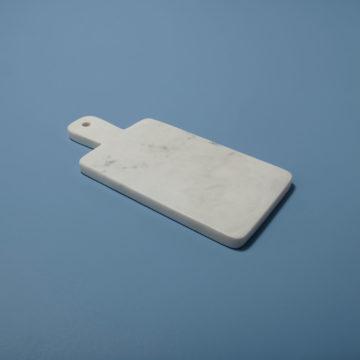 White Marble Mini Board, Rectangular