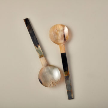 Mixed Horn Serving Set, Extra Large