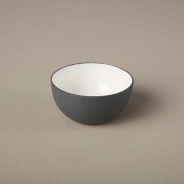 Aluminum & Enamel Bowl, Mini