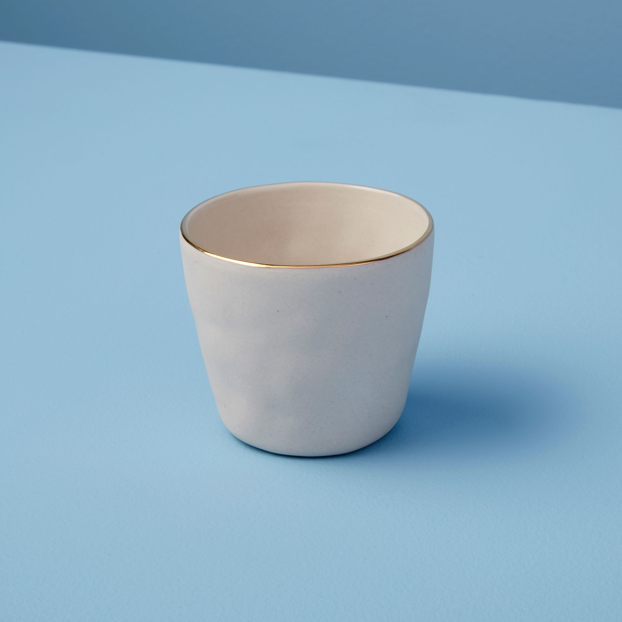 Be-Home_Gold-Rim-Stoneware-Tumbler-White-Mini_64-744