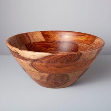 Rosewood Bowl, Large