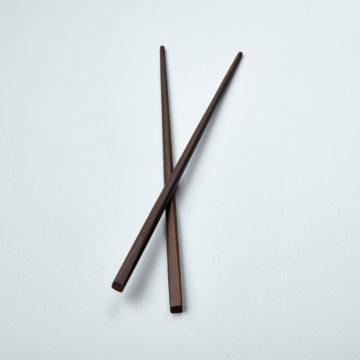 Ebony Teak Chopsticks