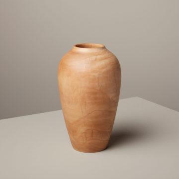 Kiln Mango Wood Classic Vase