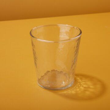 Pebble Glass Tumbler, Short