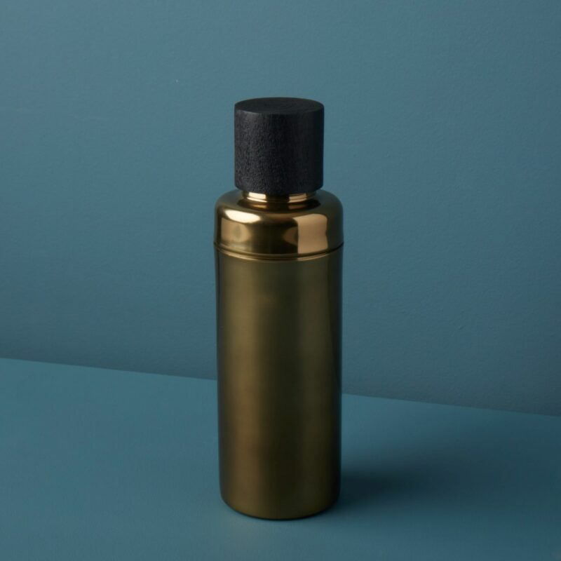 Black Mango & Aged Bronze Cocktail Shaker